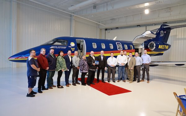 Alaska North Slope Borough Now Flies a PC-24 Air Ambulance