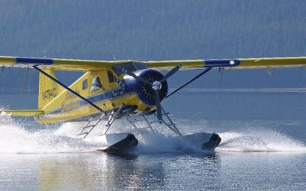 Alaska Seaplanes Commuter Airline is leading the way in Alaska Aviation Safety Exchange