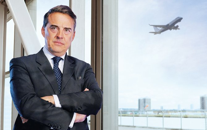 Alexandre de Juniac Takes the Reins at IATA