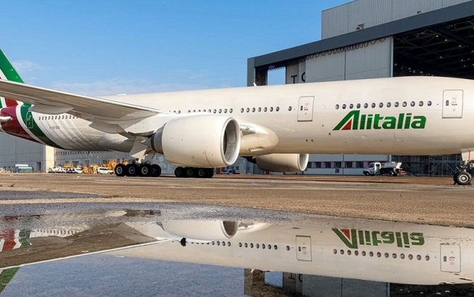 Alitalia in Rome government talks on turnaround plan