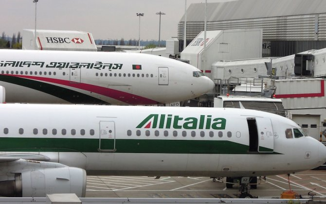 Alitalia Wants a Major Stake in Air Malta