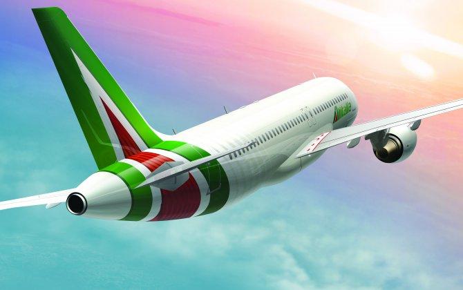 Alitalia's new direct flight linking Rome and Mexico City departs