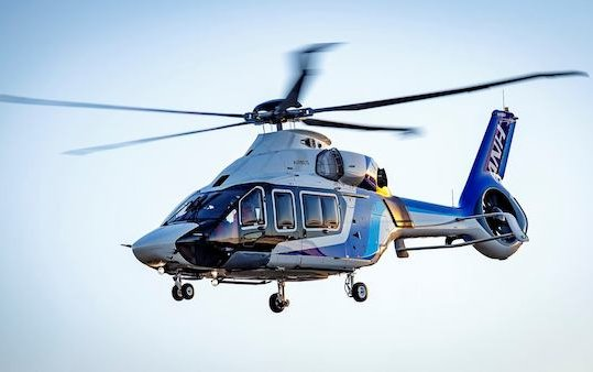 All Nippon Helicopter H160 completes first flight