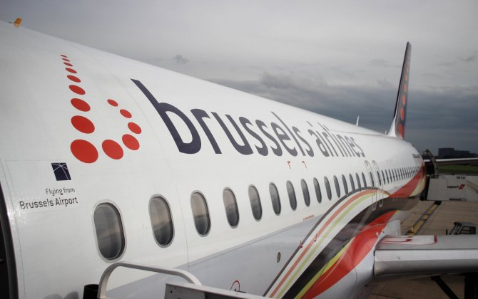 All-time record for Brussels Airlines in 2015
