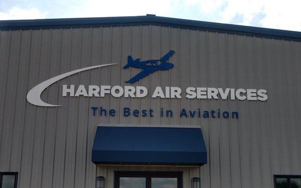 ALSIM AL250 for Harford Air Services