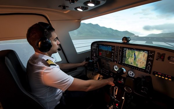 ALSIM delivered its first flight simulator to Russian S7 Aero