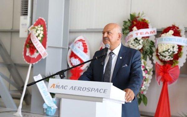 AMAC Aerospace inaugurates wide-body hangar in Milas-Bodrum