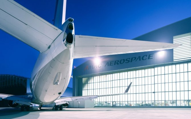 AMAC Aerospace ramps up wide-body maintenance at Basel