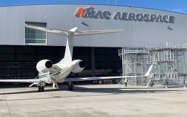 AMAC Aerospace sees continuous demand for onboard connectivity