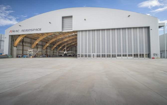 AMAC wins a new completion project : An Airbus ACJ320neo for Acropolis Aviation