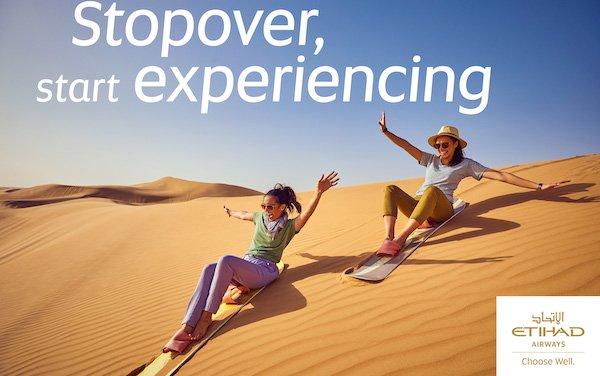 Amazing - Free two-night getaway in Abu Dhabi with Etihad Airways
