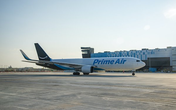 Amazon Air launches state-of-the-art Air Cargo Hub in Northern Kentucky