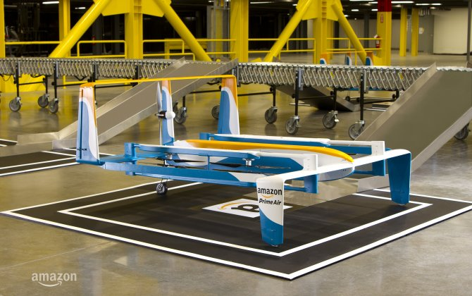 Amazon Has Spent Nearly $10 Million Lobbying for Drone Delivery