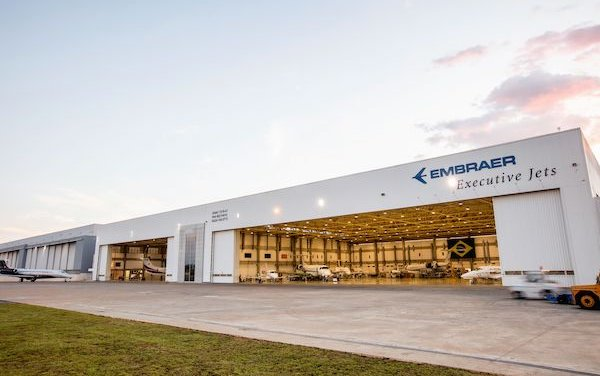 An exclusive partnership between F/LIST and Embraer in Sorocaba
