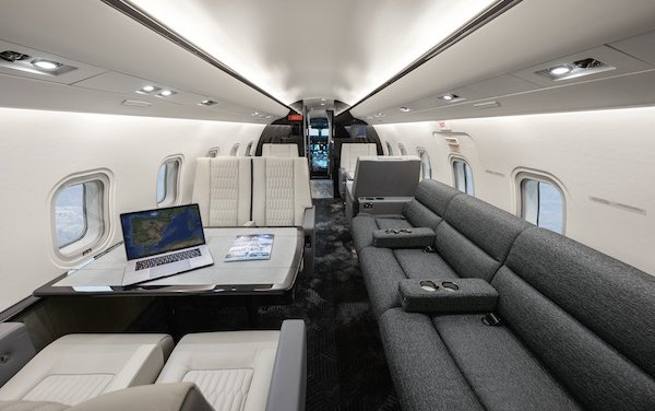An extensive Challenger 604 refurb project completed by FAI Technik