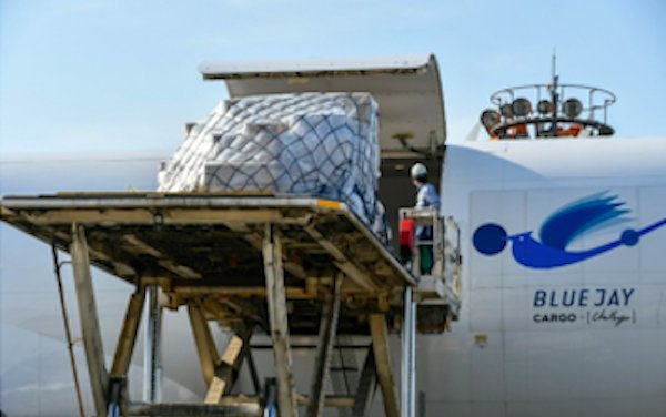 ANA to Introduce Boeing 777 Freighters for Flights  Between Los Angeles and Tokyo