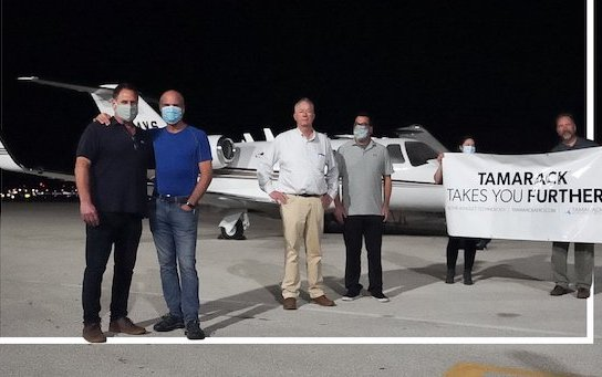 And the Winner in Fly-Off is....active winglets by Tamarack Aerospace