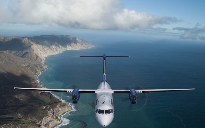 Angolan Consortium Signs Firm Purchase Agreement for Six Bombardier Q400