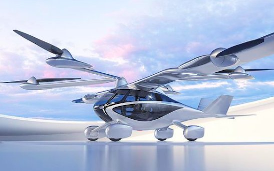 Announcing ASKA - the electric take off and landing flying car for consumers