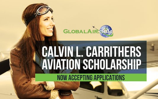 Annual GlobalAir.com student scholarship open for enrollment