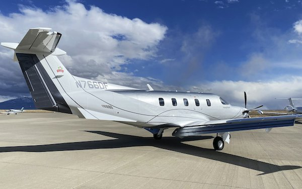Another milestone for Pilatus - 1800th PC-12 aircraft delivered