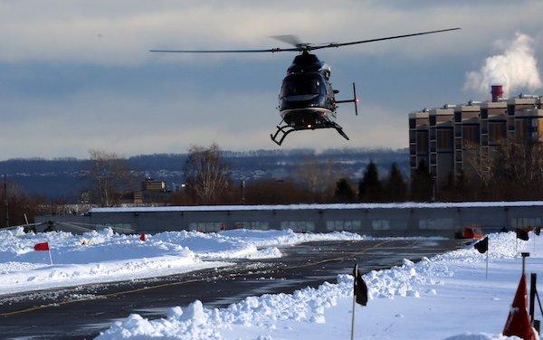 Ansat Aurus helicopter deliveries will start