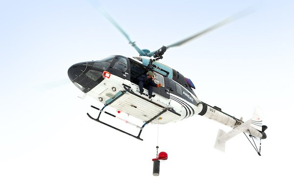 Ansat helicopter is now equipped with 270 kg capacity winch