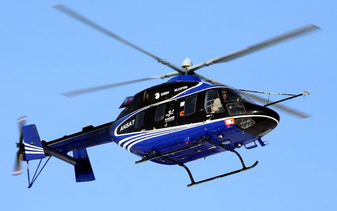 Ansat light multi-purpose helicopter has been certified for operation under extreme temperatures