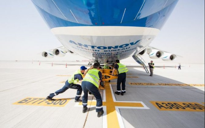 Antonov signed cooperation agreement on the An-225 programme with AICC - company