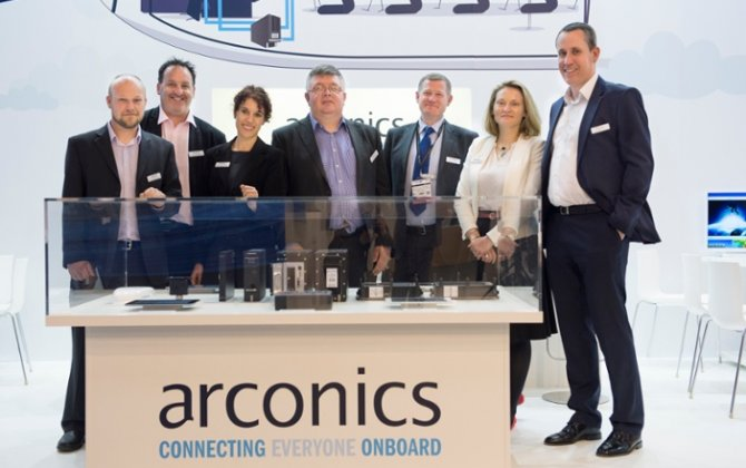Arconics software enables disruptive apps
