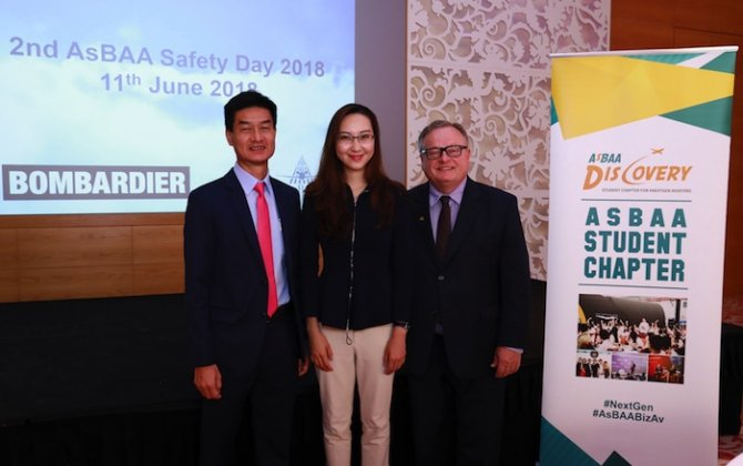 AsBAA Deepens Cooperation with Civil Aviation Authority of Singapore at Annual Safety Day
