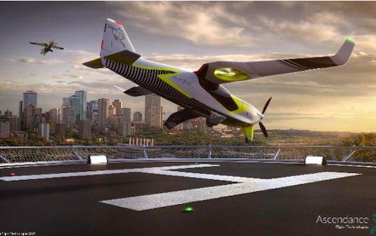 Ascendance Flight Technologies develops new air mobility