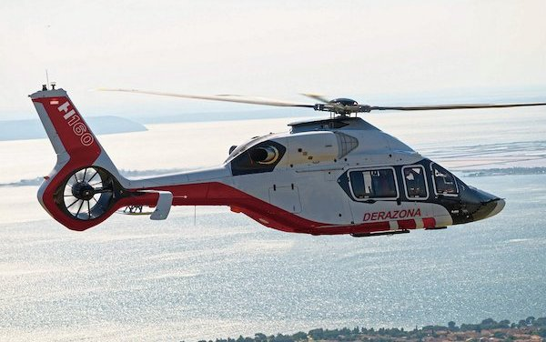 Asia' first H160 operator for oil and gas - Derazona