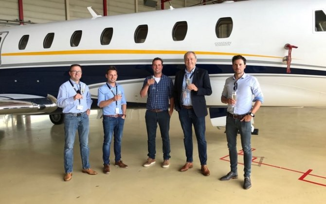 ASL welcomes new Cessna Citation Sovereign in the fleet