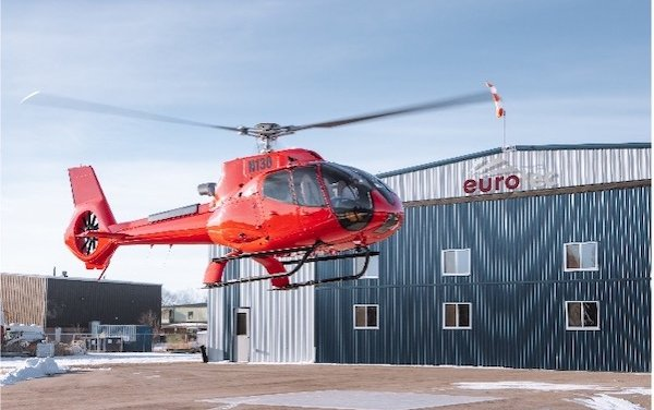 Astronics Enhanced Vision Systems receives approval  from U.S., Canada and EASA for Airbus Helicopter EC130