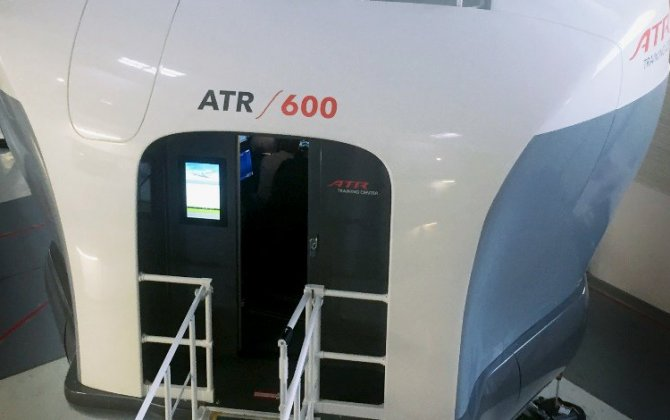 ATR 72-600 Flight Simulator in Paris Receives EASA Certification