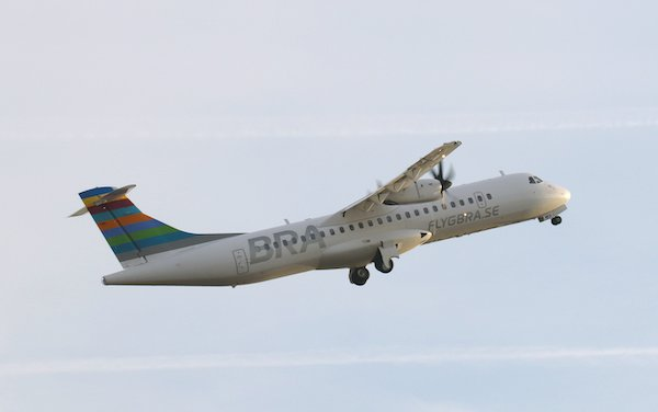 ATR and Braathens Regional Airlines partner with Neste to accelerate 100% SAF certification