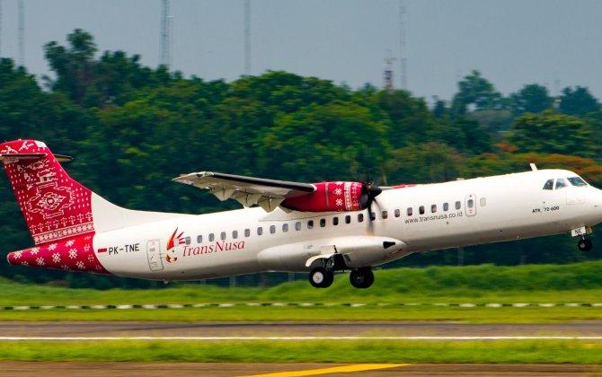 ATR and TransNusa extend their Global Maintenance Agreement