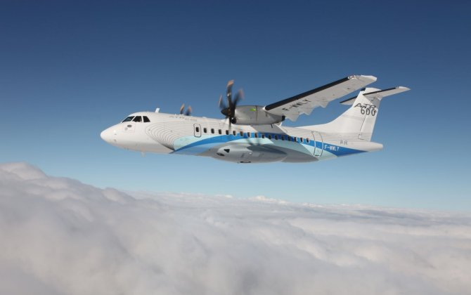 ATR to display ATR 42-600 at Zhuhai Airshow