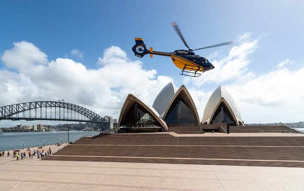 Australia first H145 EMS operator  -  CareFlight