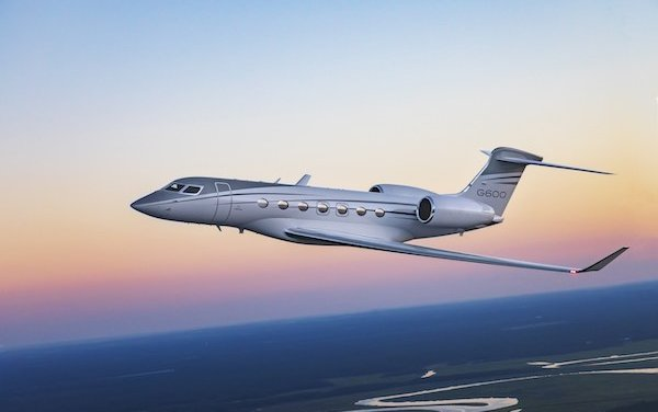 Australian Debut of Gulfstream G600