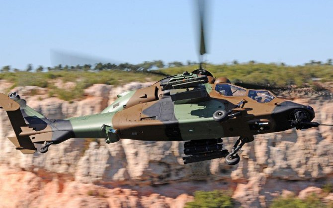 Australian government auditor slams Tiger attack helicopter