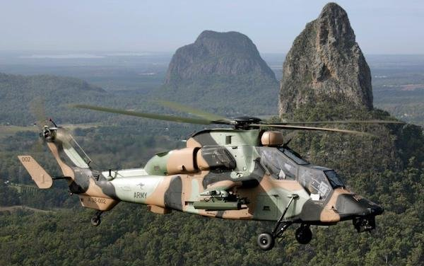 Australia's ARH Tiger support contract extension signed