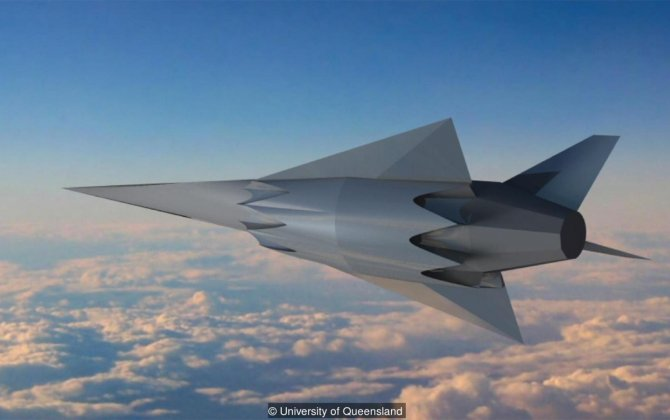 Australia's hypersonic plane for a new space race