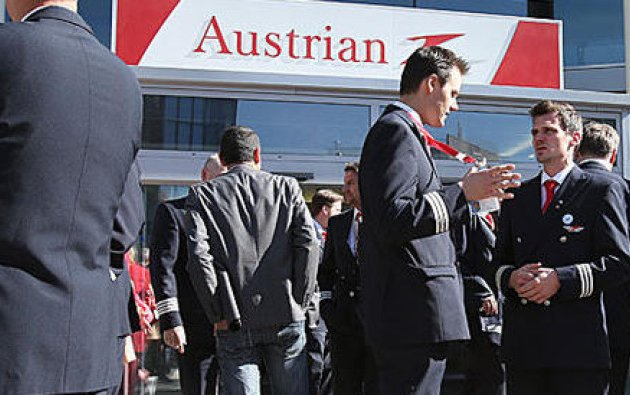 Austrian Airlines Again Looking to Hire 100 New Pilots in 2017