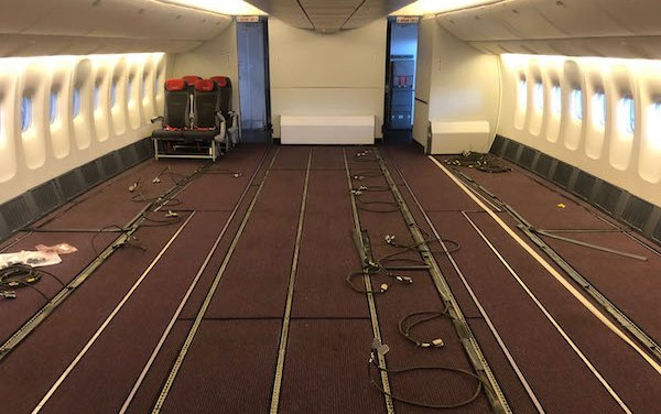 Austrian Airlines converts passenger aircraft to freighters