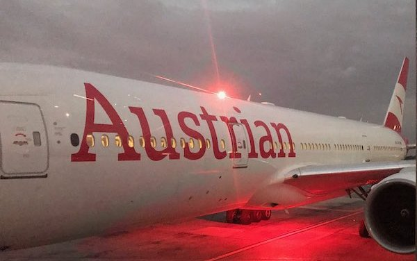 Austrian Airlines Extends Temporary Cessation of Flight Operations until May 3