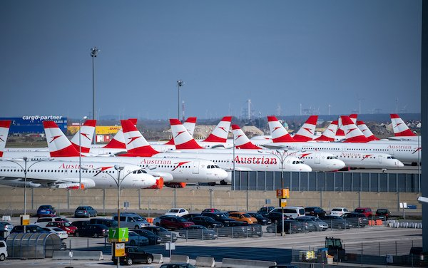 Austrian Airlines prepares operations for time after Corona crisis