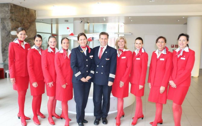 Austrian Airlines Wants More Women in the Cockpit