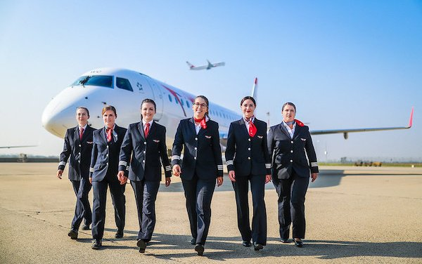 Austrian Temporarily Terminates Regular Flight Operations as of Wednesday